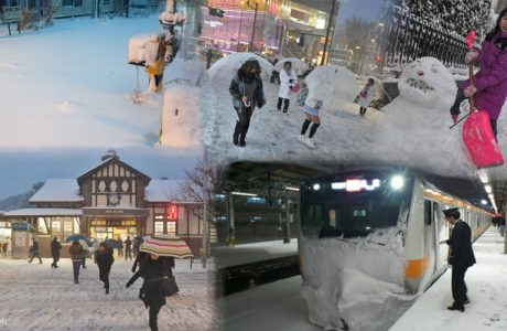 Nevasca Tokyo 2014