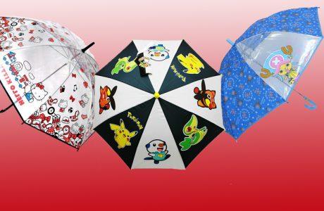 guarda-chuvas otaku