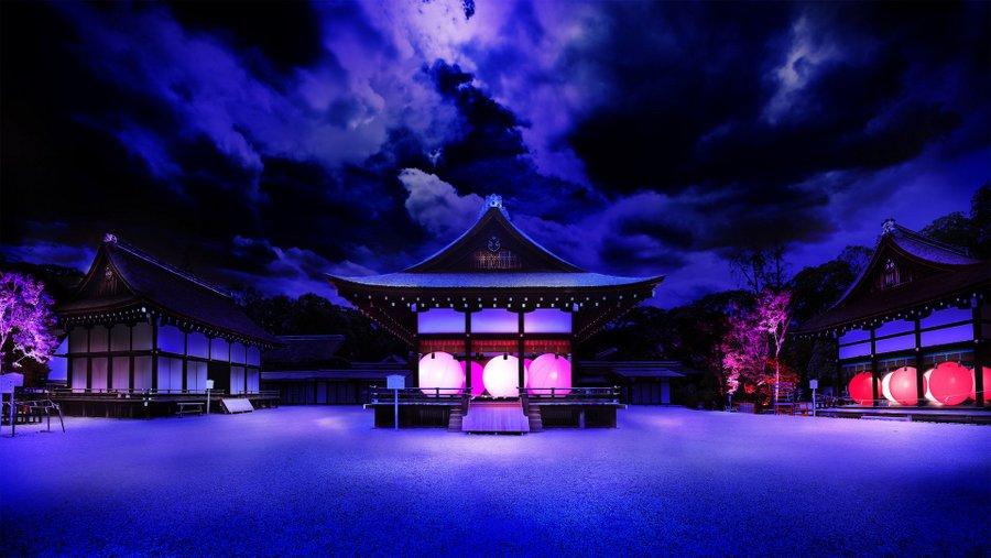 Templo-Shimogamo-festival-de-luzes-4