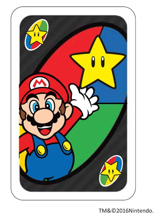 Uno-mario-Invincible
