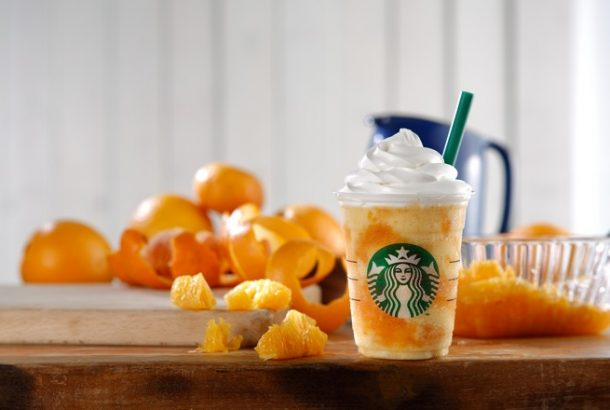 crash orange frappuccino topo